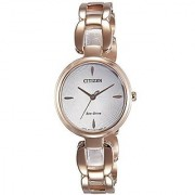 Citizen Chronograph Multi Tonneau Women's Watch-EM0423-81A