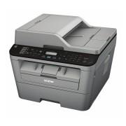 Multifuncional Brother MFC-L2700DW, Blanco y Negro, Láser, Inalámbrico, Print/Scan/Copy/Fax