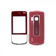 Capa Nokia 6210 Navigator Vermelha Original