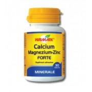 Calciu + magneziu + zinc Forte, 30 tablete