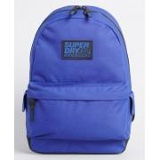 Superdry Klassischer Montana Rucksack 1SIZE blau