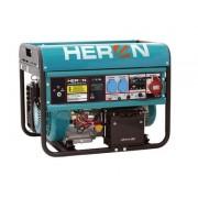(EGM-65 AVR-3E) benzinm. áramfejlesztő, önindítóval, 6,5 kVA, 3f (8896120)
