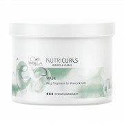 Wella - Nutricurls - Mask - Deep Treatment for Waves&Curls - 500 ml
