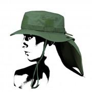 Kapelusz wojskowy turystyczny Boonie Hat zielony Camo
