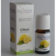 Huiles essentielles au citron