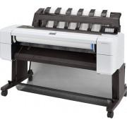 "HP DesignJet T1600 - 36"" groot formaat printer - kleur - inktjet - Rol (91,4 cm x 91,4 m), 914 x 1219 mm - 2400 x 1200 dpi - tot 3 ppm (mono) / tot 3 ppm (kleur) -capaciteit: 1 rol"