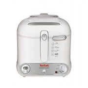 Фритюрник, Tefal Deep Fryer, 1800W, 2.2l, removable non-stick bowl, dimount- and washable, White (FR302130)