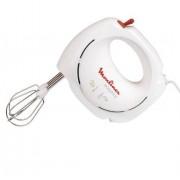 Moulinex - Abm11a30 - Batteur Easy Max - Blanc/Rouge