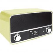 UKW Stolni radio Silva Schneider BT-C 800 PLL-A AUX, Bluetooth Bež