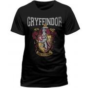 CID Harry Potter - Gryffindor Varsity Crest T-Shirt