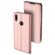 Dux Ducis Skin Pro Xiaomi Redmi Note 7, Note 7 Pro Flip Case - Rose Gold