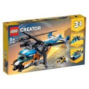 Lego Creator (31096). Elicottero Bi-Rotore