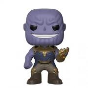 Premium Marvel Avengers Infinity War Thanos Action Figures Pop Bobblehead Action Figure