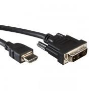 ROLINE 11.99.5532 :: VALUE DVI / HDMI кабел, 3.0 м