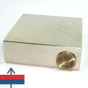 Magnet neodim bloc 90 x 90 x 30 mm 270 KG