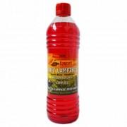 Eurof Huile de colza - Parfum Rose - Lot de 6 litres
