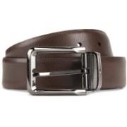 Tommy Hilfiger Men Brown, Black Reversible Belt