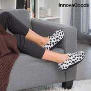 Papuci incalziti la microunde-dalmatian