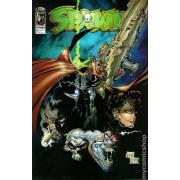 Spawn comic books issue 61