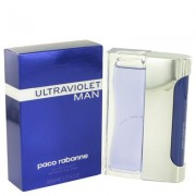 Ultraviolet For Men By Paco Rabanne Eau De Toilette Spray 1.7 Oz
