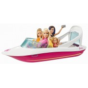 Mattel Barbie FBD82 Magic Dolphin Adventure Boat