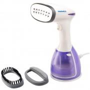 Aparat de calcat vertical cu abur Daewoo DGS1500P, 1500 W, 280 ml, abur 60 gr/min, alb/mov