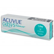 Johnson and Johnson Acuvue Oasys 1-Day (30 lentes)