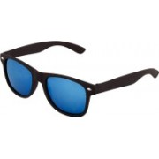 Rich Club Cat-eye, Round Sunglasses(Blue)