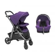 Carucior Transformabil Sky 2 in 1 Purple Shadow