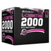 Supliment Alimentar L-Carnitina 2000 miligrame 20 fiole Bio Tech USA