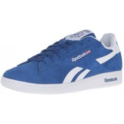 Reebok Men s Npc Uk Retro Fashion Sneaker Collegiate Royal/White 9. 5 D(M) US
