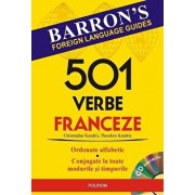 501 verbe franceze (Contine CD). Ed. 2016/Christopher Kendris, Theodore Kendris