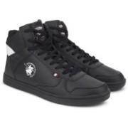 Santa Monica Sneakers For Men(Black)