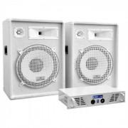 Arctic Frost DJ/PA Set White Star Series 1600W