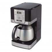 Cafetera Programable Oster 8 Tazas Modelo BVSTDC4402 - Negro