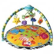 Бебешка активна гимнастика Lorelli, с проектор на английски език, 0746945