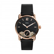 Часовник FOSSIL - The Commuter Twist ME1168 Black/Gold