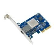 SCHEDA RETE PCI-EXP. 10G ETH. CAT.6 PER NAS THECUS - THECUS C10GTR