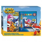 Kids Euroswan S.L. Super WingsSet Papelaria