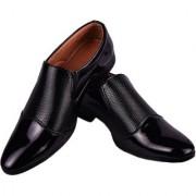 BB LAA 1010 Black Breathable Comfortable Men's Slip-on Shoes