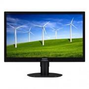 Philips Schermo Dal Design Sostenibile Ed Ecocompatibile Con Powersensor Per Risparmiare Energia