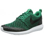 Nike Men's Nike Roshe Nm Flyknit SE Lucid Green Running Shoes - 9 UK/India (44 EU)(10 US)