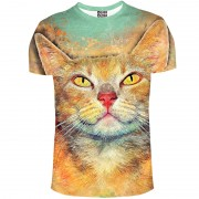 Mr. Gugu & Miss Go Kitty's Eyes Unisex Short Sleeved T Shirt TSH938