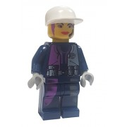 Lego Alpha Team Agent Radia Minifigure