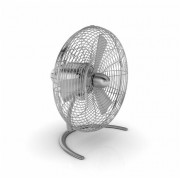 Ventilator de birou STADLER FORM CHARLY Little SFCHL, 33 W (Inox)