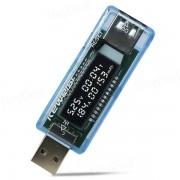 USB тестер на напрежение, ток, батерия KWS-V20