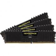 Memorie , Corsair Vengeance®, DDR4, LPX ,4x8GB , DDR4 3000MHz ,C15 , Negru