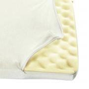 LA REDOUTE INTERIEURS Schonbezug für Topper und Matratzenauflagen