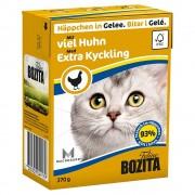 Bozita -5% Rabat dla nowych klientów22 + 2 gratis! Bozita w galarecie, 24 x 370 g - Duża ilość kurczaka Darmowa Dostawa od 89 zł i Promocje urodzinowe!