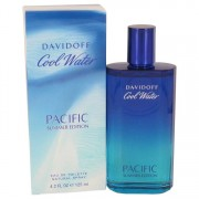 Davidoff Cool Water Pacific Summer Eau De Toilette Spray 4.2 oz / 124.21 mL Men's Fragrances 536015